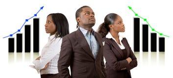 Succesvol Team Royalty-vrije Stock Fotografie