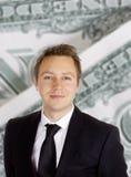 Succesvolle bedrijfsmens Royalty-vrije Stock Afbeelding