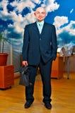 Succesvolle leider Royalty-vrije Stock Afbeeldingen