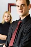 Succesvolle mensen Royalty-vrije Stock Afbeelding