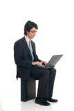 Succesvolle zakenman stock afbeeldingen