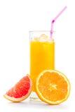 Succo d'arancia Immagine Stock Libera da Diritti