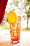 Succo del cocktail della bacca e della frutta Immagini Stock