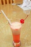 Succo della ciliegia Immagini Stock