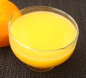 Succo delle arance Immagini Stock
