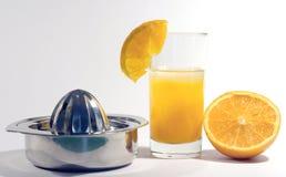 Succo di arancia Immagine Stock Libera da Diritti