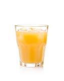 Succo di arancia fresco Immagine Stock Libera da Diritti