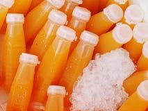 Succo di carota casalingo fotografia stock libera da diritti