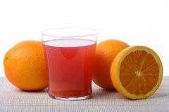 Succo di frutta Fotografia Stock