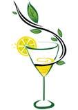 Succo di limone Illustrazione Vettoriale