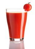 Succo di pomodoro Fotografia Stock