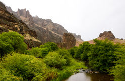 Succor Creek State Natural Area Royalty Free Stock Photo