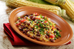 Succotash Stock Photography