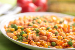 Succotash Royalty Free Stock Photos