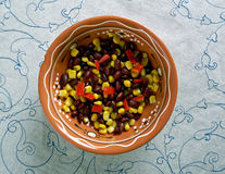 Succotash Stock Photo