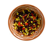 Succotash Royalty Free Stock Photography