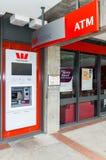 Succursale bancaire de Westpac Photo libre de droits