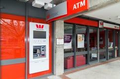 Succursale bancaire de Westpac Image libre de droits