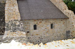 Suceava Fortress Stock Photo