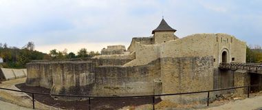 Suceava Fortress Stock Images