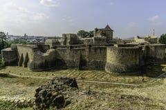 Suceava, romania, europe, fortress royalty free stock photos