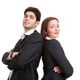 Sucessful business team Stock Photography