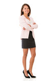 Sucessful business woman Stock Photo