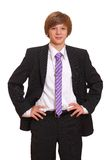 Sucessful teenager Stock Photos