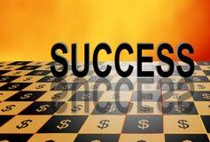 Sucesso Imagens de Stock Royalty Free
