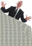 Sucesso de negócio Imagens de Stock Royalty Free