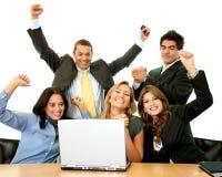Sucesso de negócio Foto de Stock Royalty Free