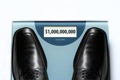 Sucesso de negócio valioso Fotos de Stock Royalty Free