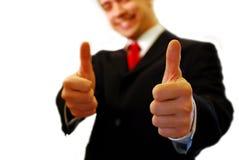 Sucesso dobro!!!! Imagens de Stock
