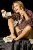 Sucesso financeiro Foto de Stock