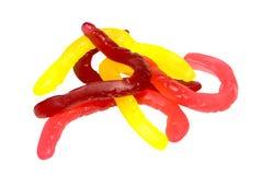Sucettes colorées Photo stock