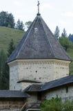 Sucevita kloster Royaltyfri Foto