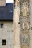 Sucevita-Kloster Lizenzfreie Stockfotos