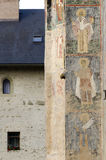 Sucevita monaster Zdjęcia Royalty Free