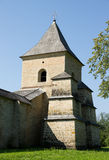 Sucevita Monastery Stock Image