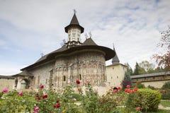 Sucevita Monastery, Bucovina country, Romania Royalty Free Stock Image