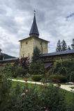 Sucevita monastery - Romania - Bucovina Stock Photos
