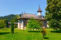The Sucevita Monastery, Romania Stock Photos