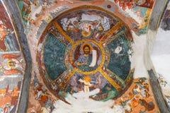 The Sucevita Monastery, Suceava County, Moldavia, Romania Royalty Free Stock Images