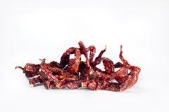 Sucha chili grupa obraz stock