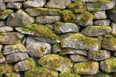 sucha kamienna ściana Zdjęcie Royalty Free
