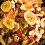 sucha owoców Zdjęcie Royalty Free