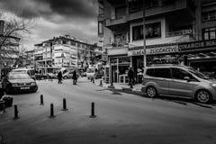 Sucha zima W Marmara regionie kraj Turcja Obraz Royalty Free