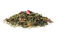 Sucha ziołowa herbata zdjęcie stock