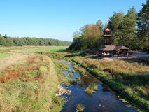 Suchawa, Poland Royalty Free Stock Photos
