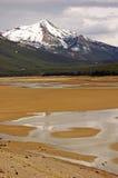 suche jezioro Zdjęcie Royalty Free